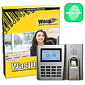 Wasp Time V6 STD Time and Attendance System Biometric Clock Solution