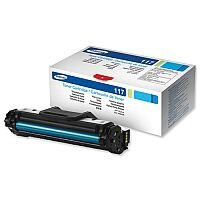 Samsung MLT-D117S Black Laser Toner Cartridge and Drum Unit