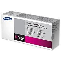 Samsung CLT-M406S Magenta Laser Toner Cartridge