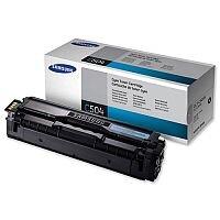 Samsung CLT-C504S Cyan Laser Toner Cartridge