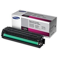 Samsung CLT-M504S Magenta Laser Toner Cartridge