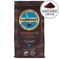 Cafe Direct Kilimanjaro Ground Coffee Fairtrade 227g Ref A07611
