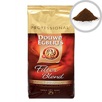 Douwe Egberts Roast & Ground Filter Blend Coffee 1kg Ref 536600