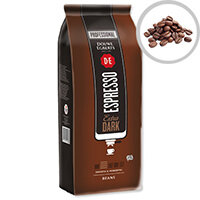 Douwe Egberts Extra Dark Roast Espresso Coffee Beans 1kg Ref 433000