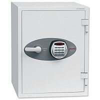 Phoenix Titan II Safe for Media Electronic Lock 53kg 36 Litre 1hr Fire Protection