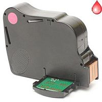 Compatible Inkjet Cartridge Red [Neopost Lj25 Series Equivalent]