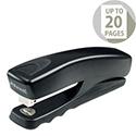 Rexel Sirius Full Strip Stapler Black Ref 2103819