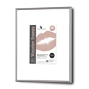 Coloured Poster Frame A2 Grey Ref 106778