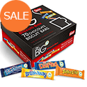 Nestle Big Chocolate Box Assorted 99 Calories Per Bar Ref 12232480 [Pack 70]