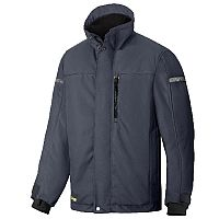 Snickers 1100 AllroundWork 37.5 Insulated Jacket Steel Grey/Black