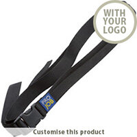 1101 Doulbe Belt 110145 - Customise with your brand, logo or promo text