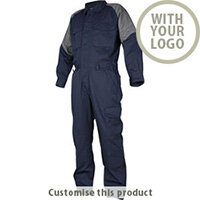 4602 Coverall 110215 - Customise with your brand, logo or promo text
