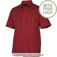 5205 Ss Shirt 110217 - Customise with your brand, logo or promo text