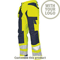 6506 Pants Hv 110274 - Customise with your brand, logo or promo text