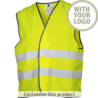6703 Vest Hv 110281 - Customise with your brand, logo or promo text