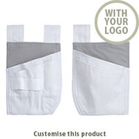 9024 Hangpocket 110325 - Customise with your brand, logo or promo text