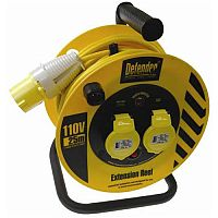 110v Cable Extension Reel 25m