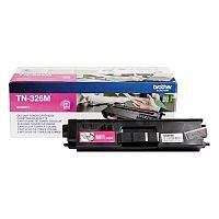Brother TN-326M Magenta High Capacity Laser Toner Cartridge TN326M