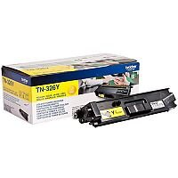 Brother TN-326Y Yellow High Capacity Laser Toner Cartridge TN326Y
