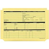 Personnel Wallets Yellow Ref PWY01 Pack 50