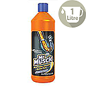 Mr Muscle Sink and Plughole Cleaner Professional 1 Litre Ref 97653