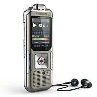 Philips Voice Tracer DVT-6500 Digital Voice Recorder 4GB Internal Memory
