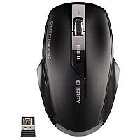 Cherry MW 2300 Five-Button Wireless Mouse 2.4GHz Optical Range 5m Black Ref JW-T0310