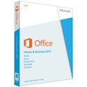 Microsoft Office Home and Business 2013 Licence 1 PC 32 or 64-bit Medialess Ref T5D-01574