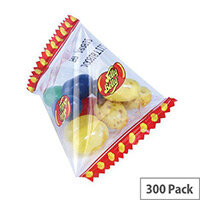 Jelly Belly Bean Individually Wrapped Pyramids 10g Pack 300