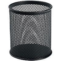 Wire Mesh Pencil Holder - Black