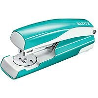 Leitz NeXXt WOW Stapler 3mm 30 Sheet Ice Blue Ref 55021051