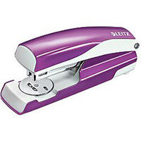Leitz NeXXt WOW Stapler 3mm 30 Sheet Purple Ref 55021062