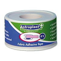 Wallace Cameron First-Aid Fabric Tape Adhesive W25mmxL5m