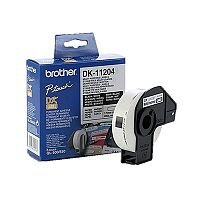 Brother P-touch DK-11204 17mm x 54mm Multi-Purpose Labels 400 Labels