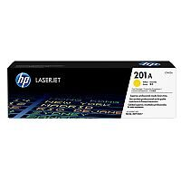 HP 201A Original Yellow LaserJet Toner Cartridge: for Color LaserJet Pro M525n/M525dw/M277n/M277dw Printers, 1,400 Page Yield CF402A