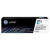 HP 201A Original Cyan LaserJet Toner Cartridge for Color LaserJet Pro M525n/M525dw/M277n/M277dw Printers CF401A