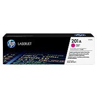 HP 201A (Yield 1,400 Pages) Original Magenta LaserJet Toner Cartridge for Color LaserJet Pro M525n/M525dw/M277n/M277dw Printers CF403A