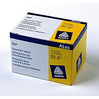 Avery AL01 Typewriter Address Labels  76 x 37mm  on Roll   Pack of 250 Labels