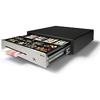 Safescan HD-4141S Heavy Duty Cash Drawer 8 Coins Compartments