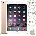 Apple iPad Mini 3 128GB WiFi iOS 8.0 Gold
