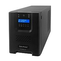 CyberPower Professional Tower UPS 1000VA 900W Line Interactive LCD