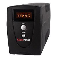 CyberPower Value 1000VA UPS LCD USB PowerPanel Personal Edition Software