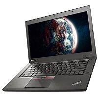Lenovo ThinkPad T450 (14.0 inch) Notebook Core i5 (5300U) 2.3GHz 8GB (1x8GB) 256GB SSD WLAN WWAN BT Webcam Windows 7 Pro 64-bit/Windows 8.1 Pro 64-bit RDVD (Intel HD Graphics 5500)