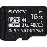 Sony SR-16UYA 16GB MicroSD Card (Class 10)