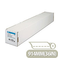 HP Universal 80gsm Inkjet 914mm x 45.7m Bond Plotter Paper