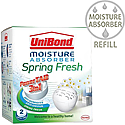 Spring Fresh Scent Refill Tabs For UniBond Small Humidity Absorber Ref 2008967 [Pack 2]