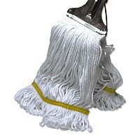 Kentucky Colour Coded Mop Replacement Head 450g Yellow