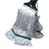 Kentucky Mop Head Colour Coded 450gm Green