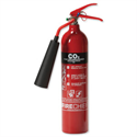 IVG Fire Chief CO2 2KG Fire Extinguisher for Class BE Guardian