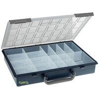 Raaco Assorter Storage Box with 14 Inserts Blue
